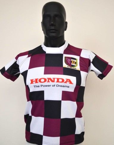 SUBLIMATE RUGBY JERSEY MOD COLLEGE