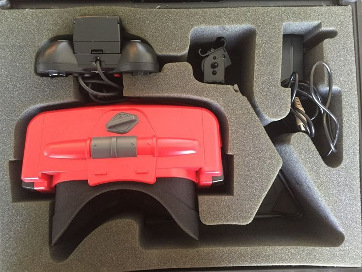 Nintendo Virtual Boy Red & Black Console (NTSC-U/C (US/CA)) w/ Case and 4 Games!: $220.00 (0 Bids) End Date: Sunday Mar-4-2018 17:11:11 PST…