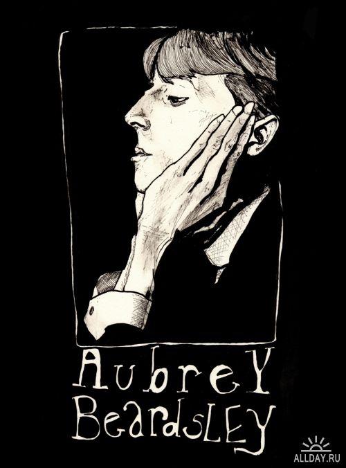 Завораживающий Обри Бердслей (Aubrey Beardsley)