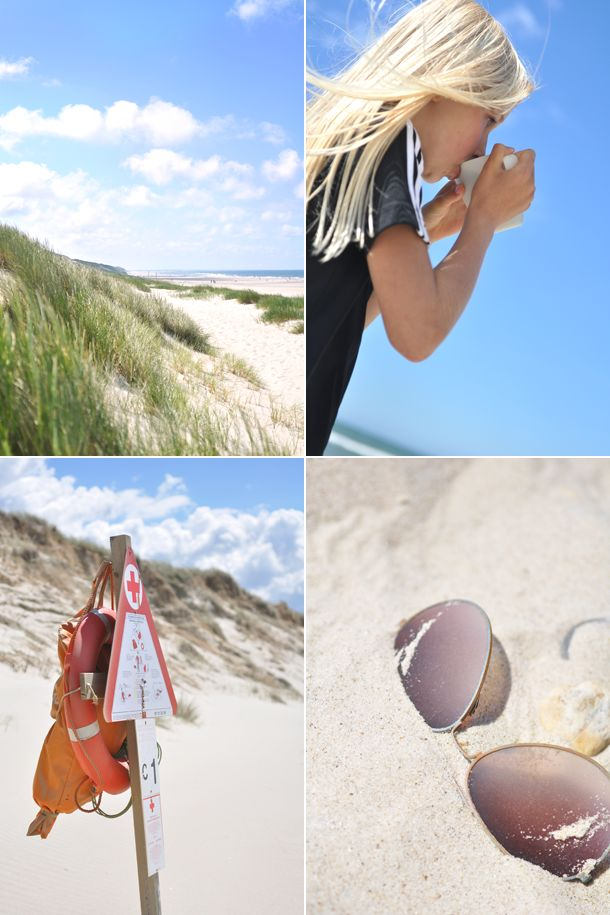 ★ Les Tissus Colbert #NorthSeaBeach #dunes #sand #denmark  #hygge   Denmark, is a #Nordic country in Northern Europe  located southwest of Sweden and south of Norway, and bordered to the south by Germany. #danes #danish http://denmark.dk/en/meet-the-danes/