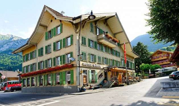 Hotel Bären Wilderswil - Tagungslocation in Wilderswil #Brunch