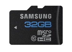 Samsung MB-MSBGAEU 32GB Class 10 Micro SD Card by Samsung - Computer Mods UK