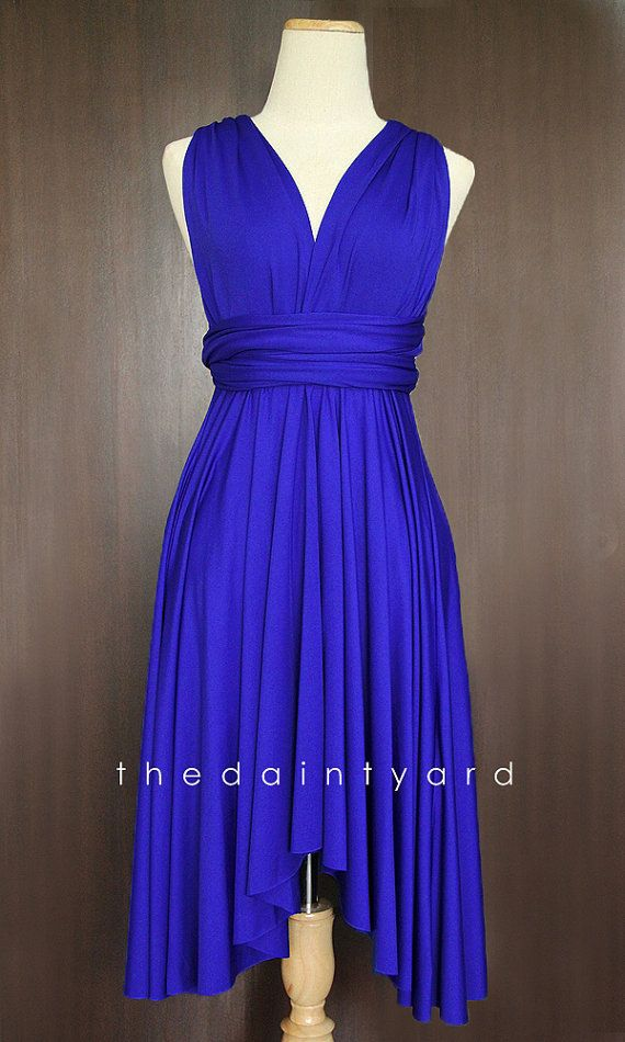 10 best Bridesmaid Dresses images on Pinterest | Royal blue ...