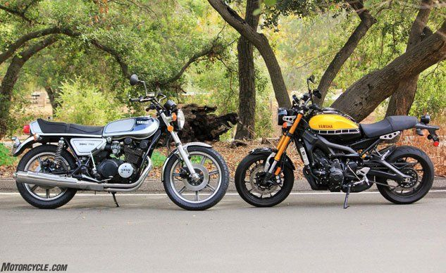 Dukes Den: What Is The Yamaha Sport Heritage Line?