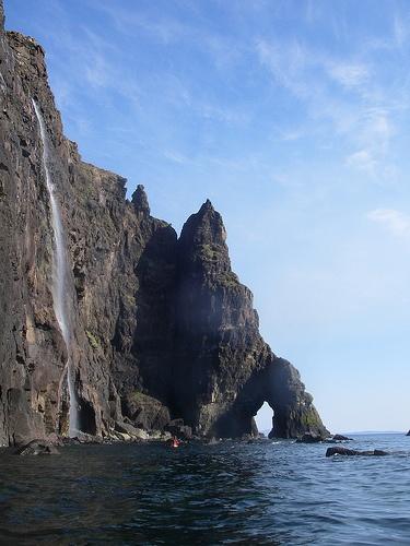 Isle of Skye, West Coast of Scotland
