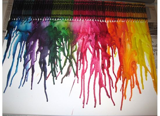 more crayon fun!