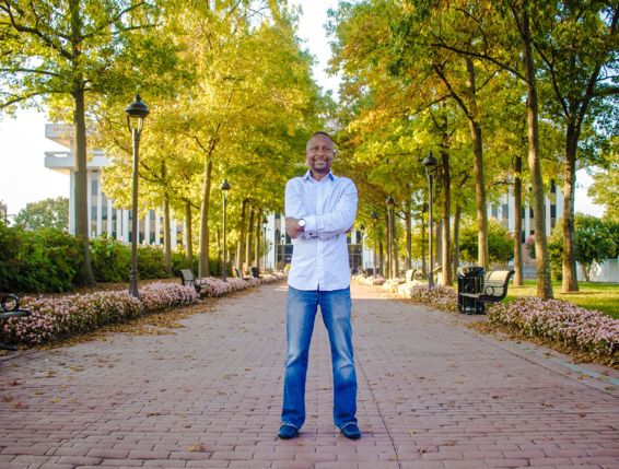 Toyin Fasakin, a Deaf man, is running for The Office of The Register of Wills in Prince George's County-the county's first Deaf political…
