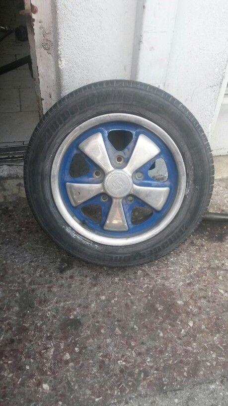Tires experiment No 1 (165/65/14)