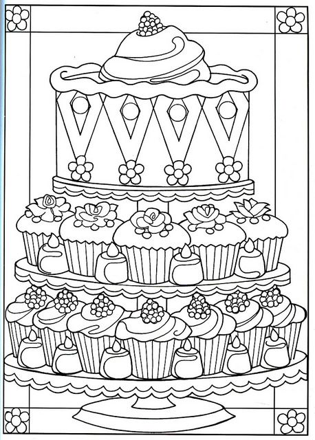 preema food coloring pages - photo#25