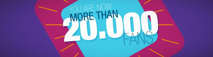 More than 20.000 fans on the GDF SUEZ YOUNG TALENTS Facebook page.... Thanks you!