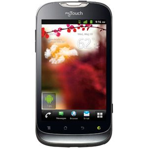 Walmart Family Mobile 610214632791 myTouch 4G Cell Phone