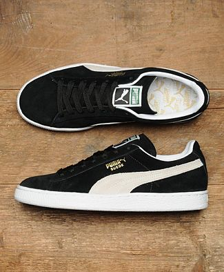 #fashion Puma Suede