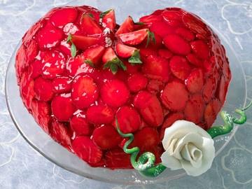 Kjærlighetskake = Love Cake
