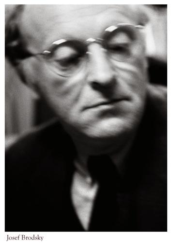 Joseph Brodsky. By Kent Miles.