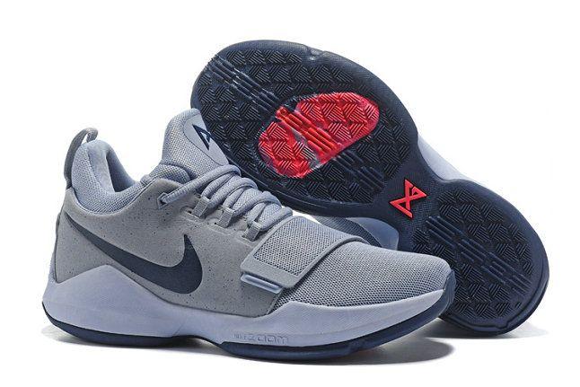 5bb4594865 ... australia nike zoom pg 1 shop with confidence nike zoom pg 1 grey blue  basketball shoe