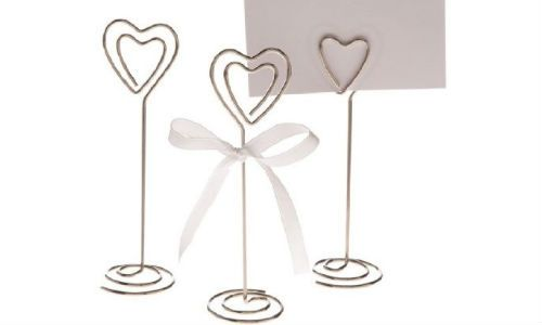 DIY wire picture holders - must make these.