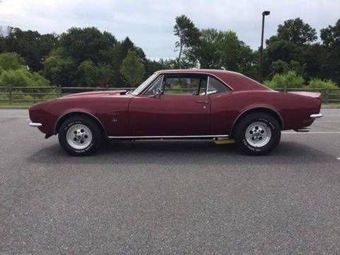 69 mustang | 1967 Chevrolet Camaro For Sale - Carsforsale.com