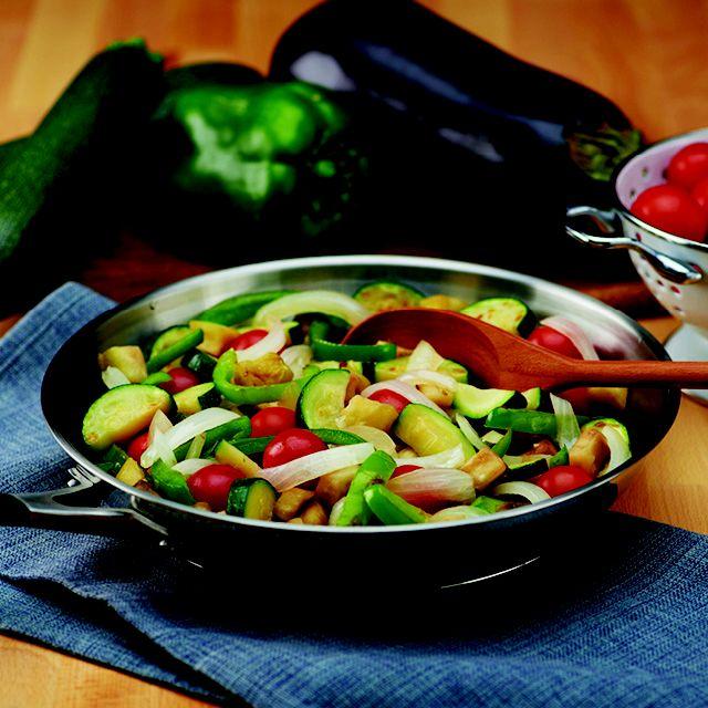 Healthy Recipe: Easy Eggplant Stir-fry
