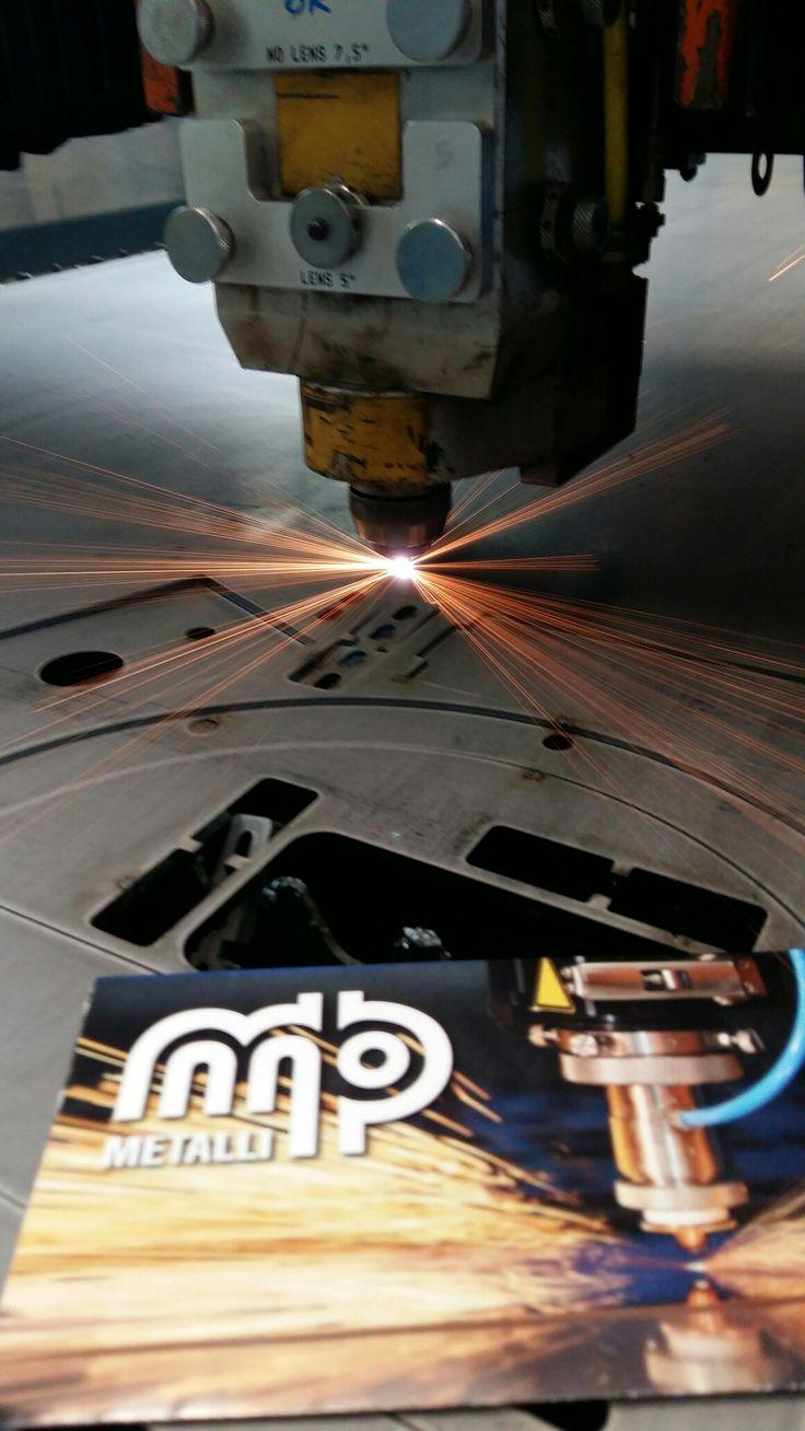Realizzazioni tagli laser