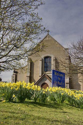 St Paul's Church, Letchworth Garden City