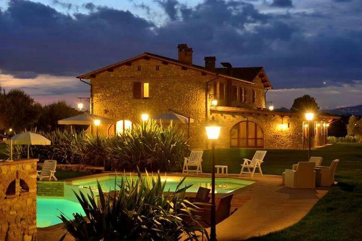 Assisi-il cantico di s.francesco agriturismo