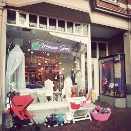 Mevrouw Groen Le magasin incontournable d'Hilversum où vous trouverez le cadeau idéal pour un petit enfant. Tout y est tellement mignon!
