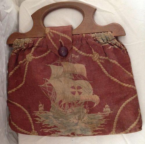 Vintage Knitting Bag : Best my vintage knitting collection images on