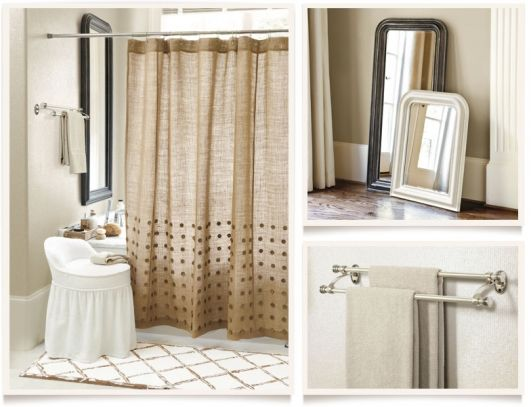 Alayna bathroom decor ballard designs home and garden design ideas bathroom ideas for Home and garden bathroom designs