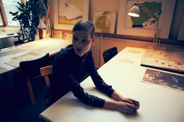Samuji FW13 | Photographer Johnny Kangasniemi, stylist Minttu Vesala