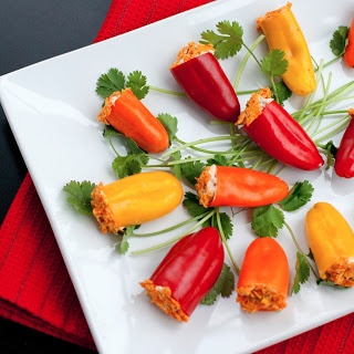 Chorizo Poppers  #appetizers