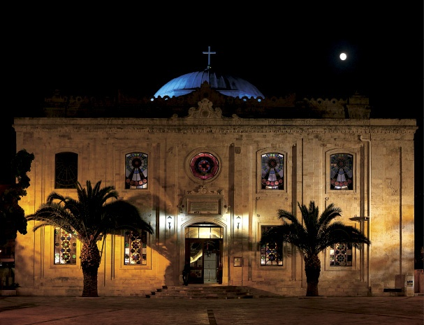 Ηράκλειο: Άγιος Τίτος  Heraklion: Saint Titus    Crete