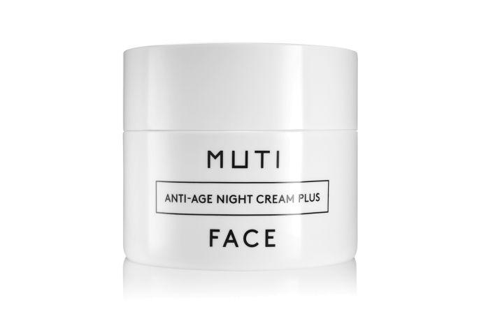 Anti-Age Nachtcreme Plus mit Deckel von MUTI