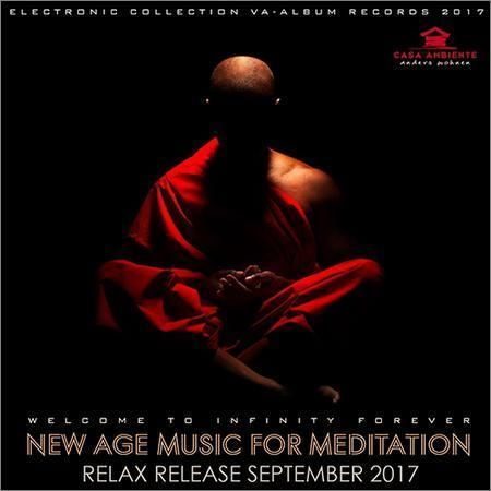 VA - New Age Music For Meditation (2017)