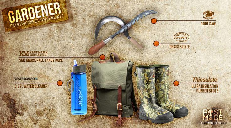 GARDENER Survival Kit