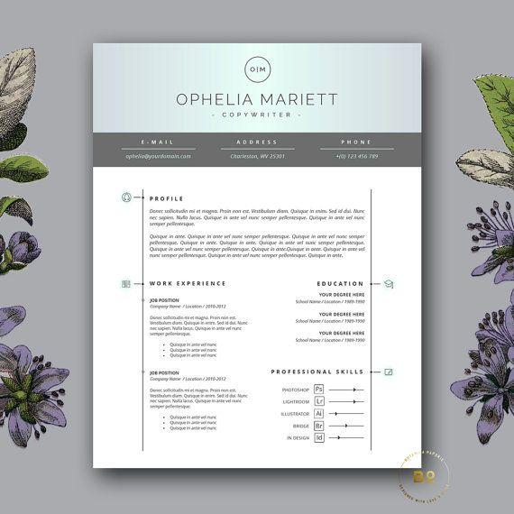 Přes 25 nejlepších nápadů na téma Resume Helper na Pinterestu - cool resume templates