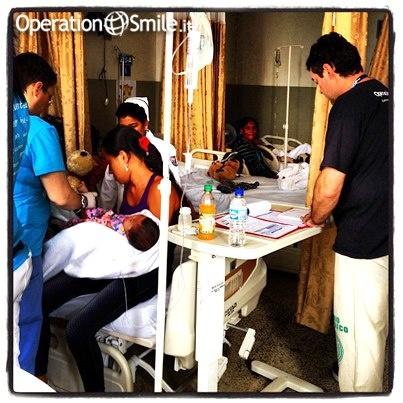 A pochi giorni dalla nostra #missione in #Ecuador, siamo felici di annunciarvi che sono stati operati 97 #pazienti! Ecco uno scatto
