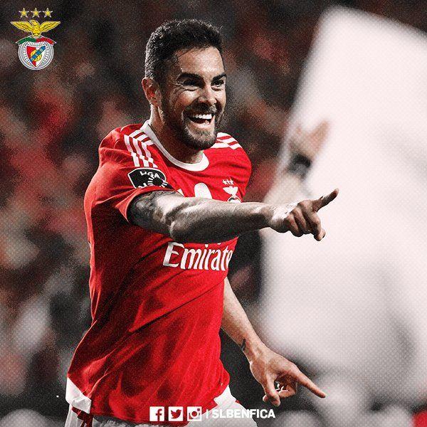 Jardel, Benfica
