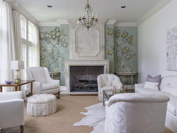 3416 drexel dr highland park tx 75205 mls 12166182 estately living room mantle stone - Highland park wallpaper ...