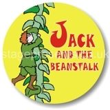Jack & the Beanstalk Badge
