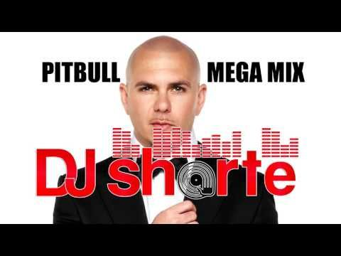 PITBULL MEGA MASHUP MIX - DJ SHORT-E - YouTube