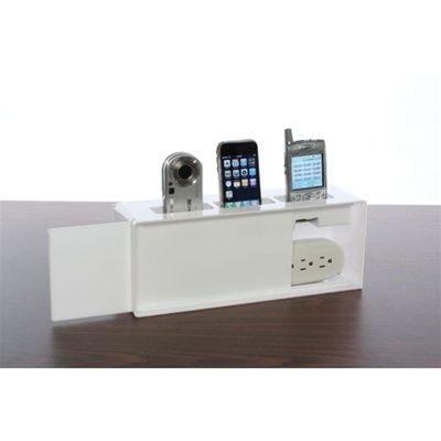 Kangaroom Storage Wall Mounted Cell Phone Charging Station