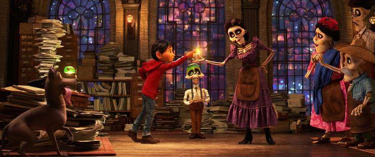 W polskich kinach od dziś możemy oglądać najnowszą animację Pixara zatytułowaną Coco. Przyzwyczaili nas już do wysokiej jakości swoich produkcji. Czy tak jest i tym razem? http://exumag.com/coco-no-i-znow-bylem-dzieckiem-przez-dwie-godziny/