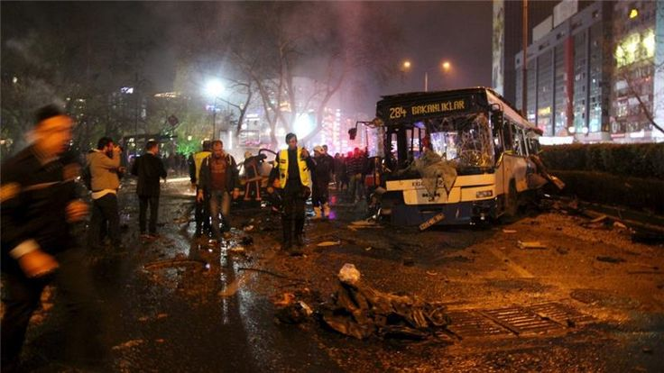 TURKEY – 28 DEAD, 75 INJURED After Explosion in Ankara   Voice Of People