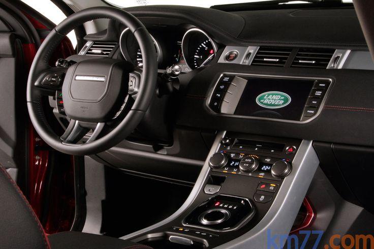 Land Rover Range Rover Evoque TD4 150 CV 4x4 Aut. Gama Evoque Todo terreno Interior Salpicadero 5 puertas