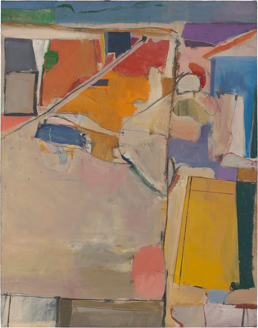 the style saloniste: Bravo, SFMOMA! Exciting Art News: Matisse/Diebenkorn Exhibit — March 11 through May 29 at the San Francisco Museum of Modern Art