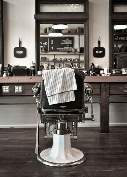 find this pin and more on barbering barber shop interior design ideas
