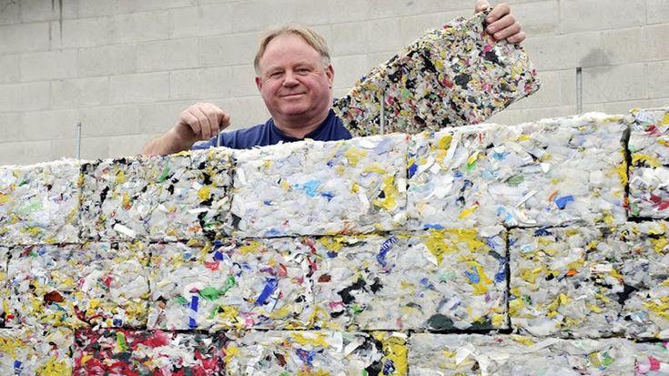 REPLAST o tijolo ecológico feito de resíduos plásticos retirados dooceano - Stylo Urbano