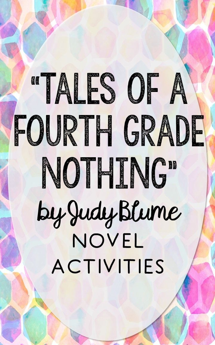 Worksheets Freckle Juice Worksheets 97 best judy blume activities images on pinterest tales of a fourth grade nothing novel unit study book companion