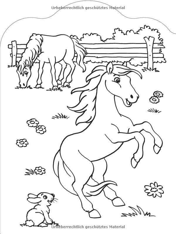 Les 58 meilleures images du tableau coloriage chevaux sur pinterest coloriage cheval chevaux - Coloriage cheval et poulain ...