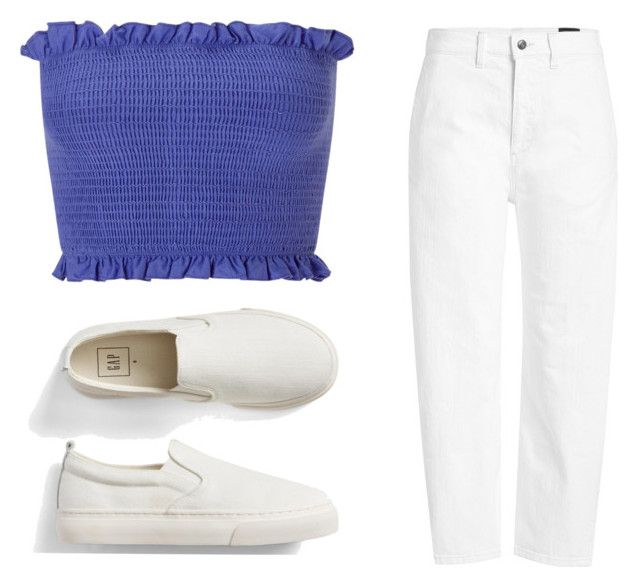 """shir"" by rubybeardwell on Polyvore featuring Vince, Gap and Miss Selfridge"